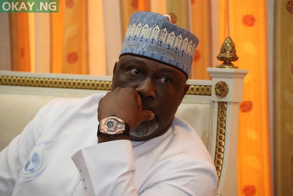 Photo of Court dismisses Dino Melaye's suit challenging Infectious Diseases Bill