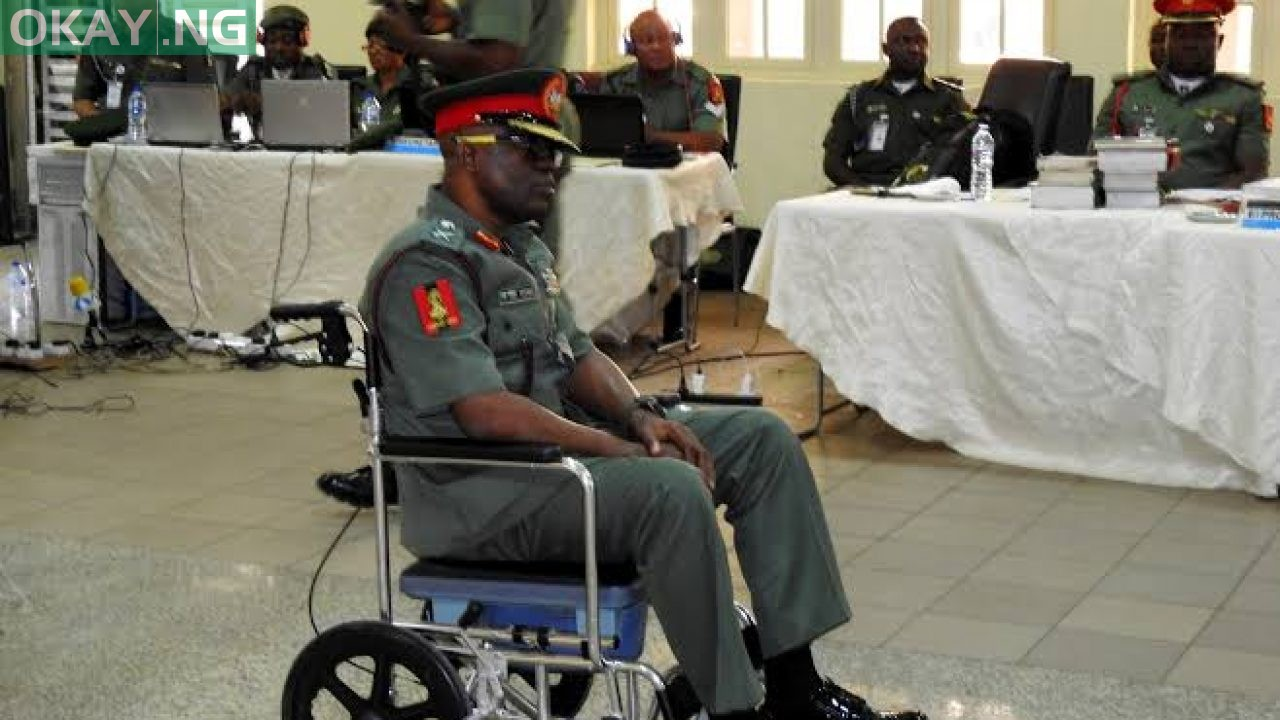 Photo of Court martial finds major-general Otiki guilty of N400m theft