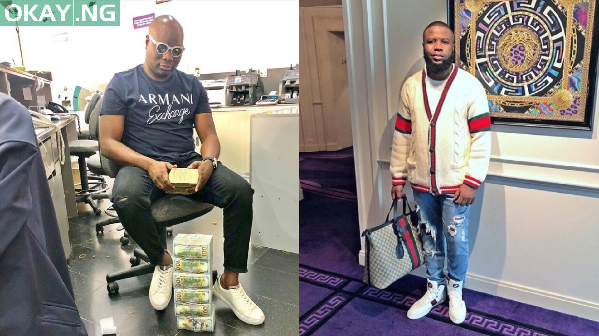 Photo of Mompha breaks silence on alleged arrest of Hushpuppi by Interpol