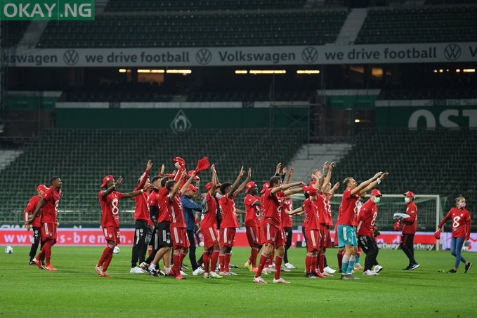 Photo of Bundesliga: Bayern Munich win eighth title in a row