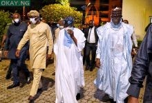 Photo of PHOTOS: APC caretaker committee meets Tinubu in Lagos