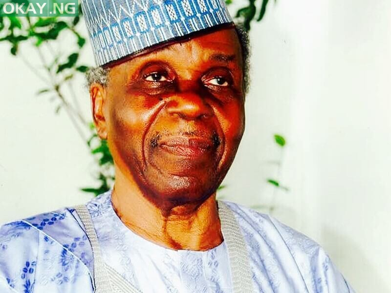 Photo of Kwara governor's father dies aged 93