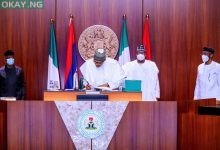 Photo of FULL TEXT: Buhari's speech at the signing of revised 2020 budget