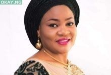 Photo of Benue first lady, son test positive for COVID-19