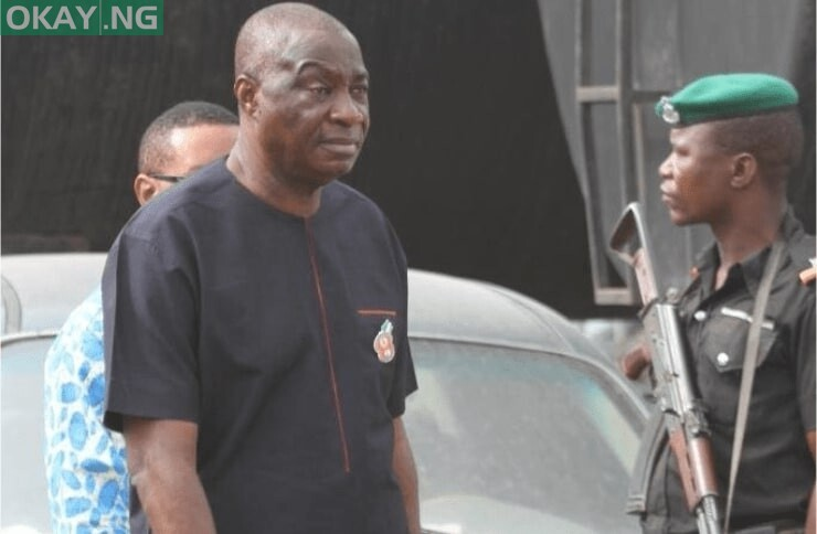 Photo of Court sentences Ex-NIMASA executive director to 7 years in prison for N1.5bn fraud