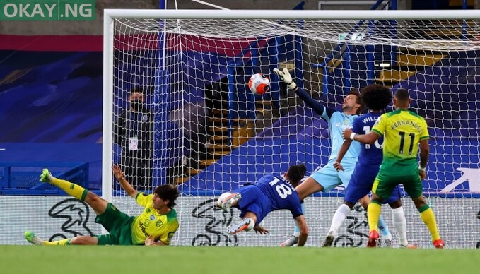 Photo of Premier League: Chelsea beat Norwich 1-0 to boost UCL hopes