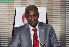 Photo of Presidency gives reason for Magu's suspension