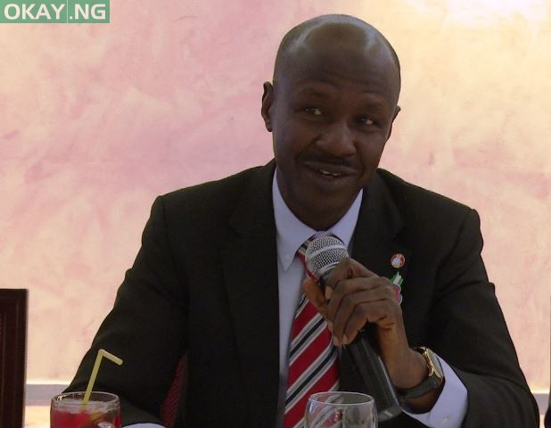 Photo of EFCC: Some recovered vehicles auctioned to govt agencies, Magu tells Salami-led panel
