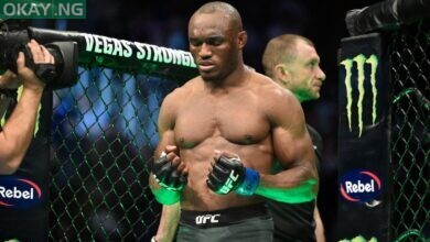 Photo of Buhari praises Usman on retaining UFC welterweight title