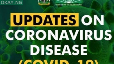 Photo of Nigeria records 503 new cases of COVID-19, total hits 29,879