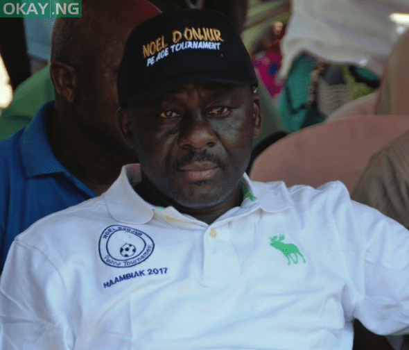 Photo of Plateau governor's chief of staff tests positive for COVID-19