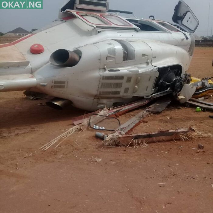 Photo of FINAL REPORT: AIB reveals cause of Osinbajo's helicopter crash