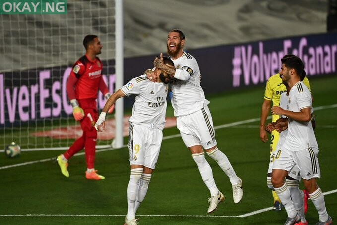 Photo of Real Madrid clinch 2019/2020 La Liga title