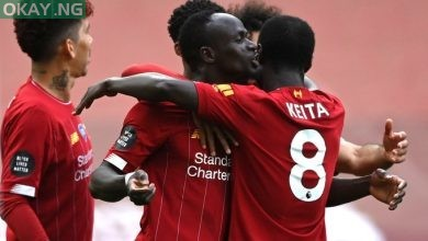 Photo of EPL: Mane shines as Liverpool defeat Aston Villa 2-0