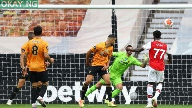 Photo of EPL: Saka shines as Arsenal defeat Wolves 2-0