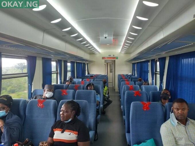 Test run of Abuja-Kaduna train service