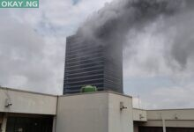 Photo of Fire outbreak at World Trade Centre in Abuja
