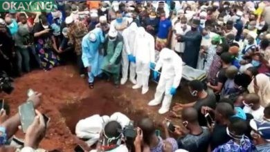 Photo of Late Ondo health commissioner buried in hometown