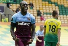 Photo of EPL: Norwich relegated as West Ham's Antonio nets four goals