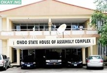 Photo of Ondo Assembly suspends deputy speaker