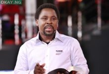 Photo of TB Joshua declares readiness to pray for COVID-19 patients in isolation centres