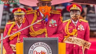 Photo of Ondo: Akeredolu inaugurates Amotekun Corps [Photos]