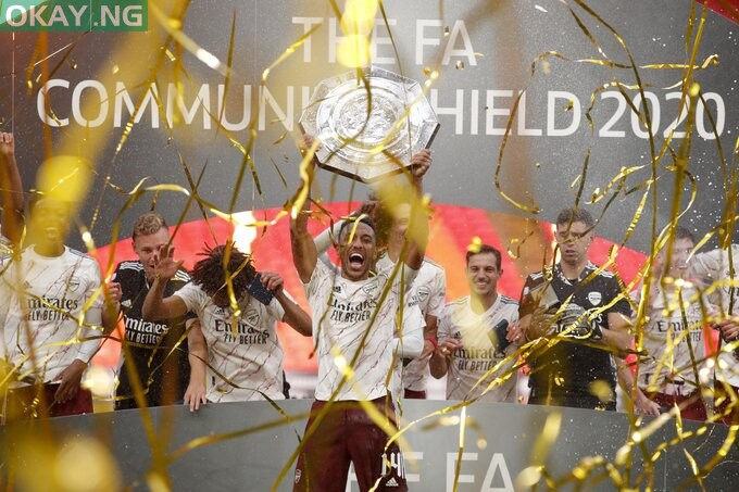 Photo of Arsenal beat Liverpool to win FA Community Shield