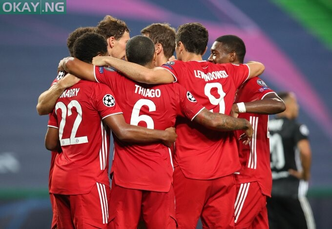 Photo of Bayern beat Lyon 3-0 to meet PSG in Champions League final