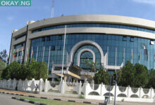 Photo of Fire guts ECOWAS building in Abuja