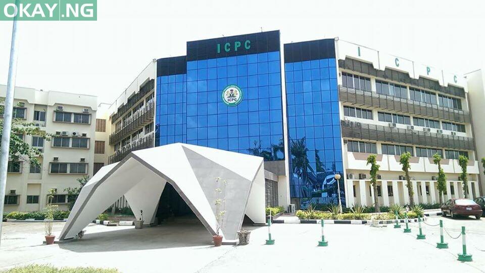 ICPC Headquarters in Abuja