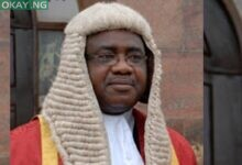 Photo of Justice Jude Okeke, FCT High Court judge, dies aged 64