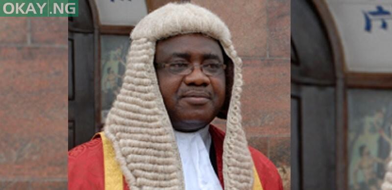 Justice Jude Okeke