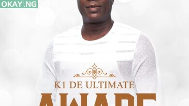 Photo of K1 De Ultimate drops new song 'Awade' ahead of upcoming EP