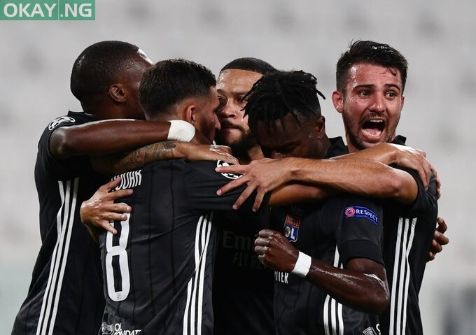 Photo of Lyon eliminate Juventus from Champions League
