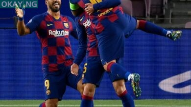 Photo of Barcelona beat Napoli to reach Champions League quarter-finals