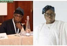 Photo of Obasanjo says: Kashamu ran away from justice, but couldn't escape death