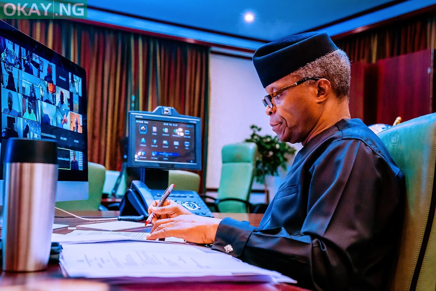 Photo of #EndSARS: 'We are sorry', Osinbajo apologises to Nigerians in open letter
