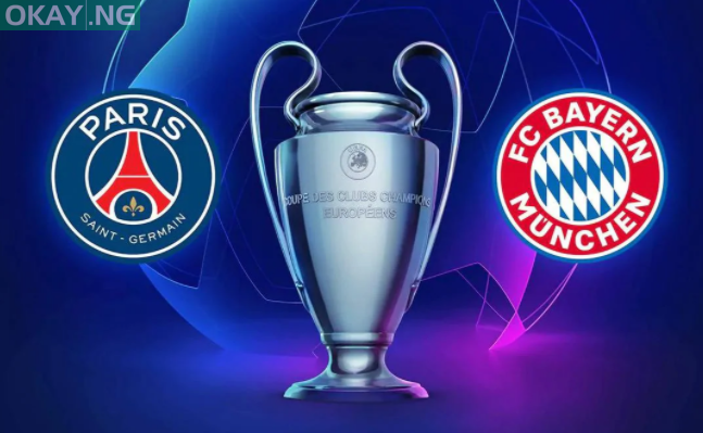Photo of Champions League: PSG vs Bayern – Starting Lineup