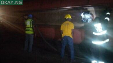 Photo of Petrol tanker accident kills woman in Lagos