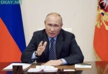 Photo of Putin: Russia is 'first' to develop coronavirus vaccine