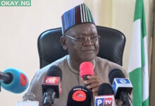 Photo of Ortom wants FG to allow 'responsible' Nigerians carry AK-47 over Insecurity