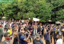 Photo of Southern Kaduna: Youths protest against killings