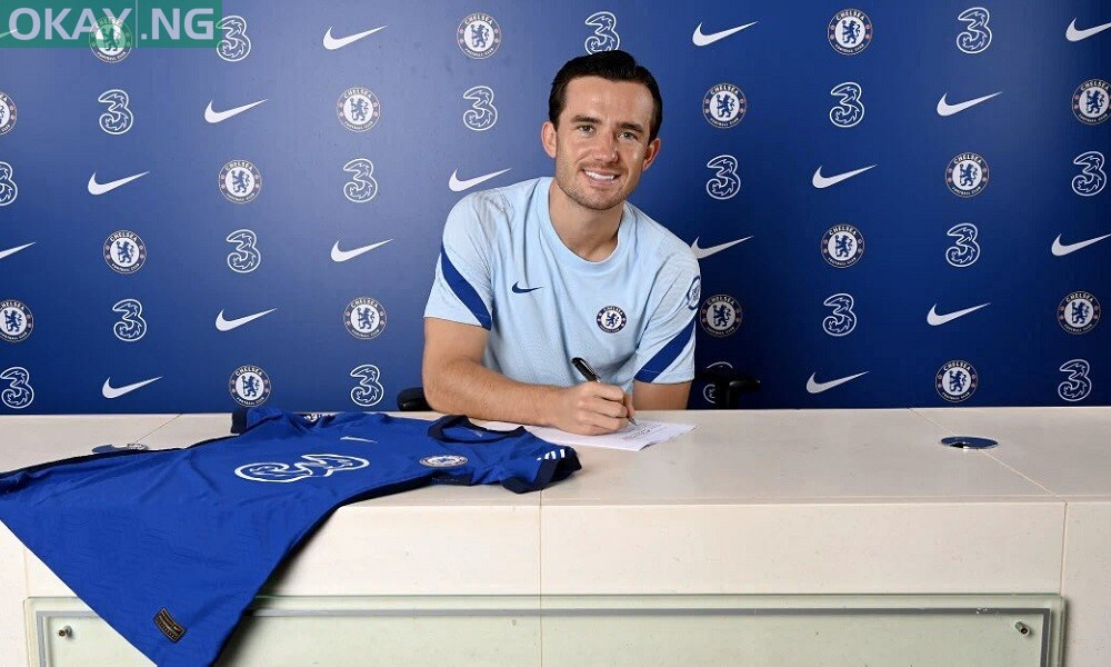 Photo of Chelsea sign Ben Chilwell from Leicester City on five-year deal