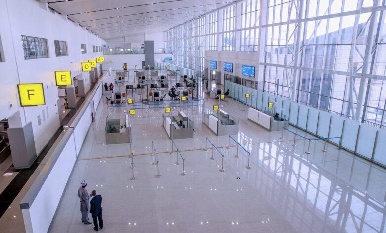 Abuja International Airport Terminal