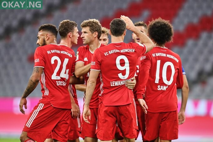 Photo of Bundesliga: Bayern thrash Schalke 8-0