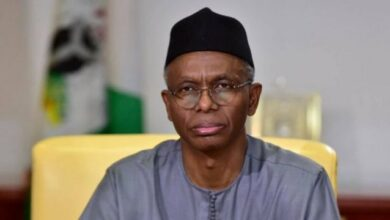 Photo of El-Rufai reacts to death of Shehu Idris, Emir of Zazzau