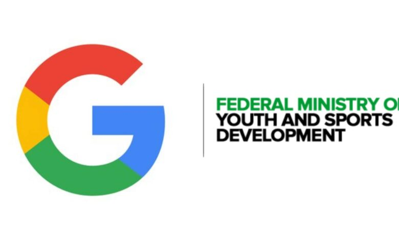 Photo of Google partners with Nigeria's Ministry of Youth and Sports Development to support youth