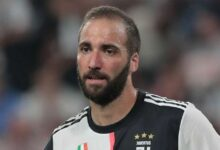 Photo of Juventus terminates Higuain's contract