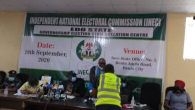 Photo of Edo 2020: Official Local Government Areas results by INEC – LIVE