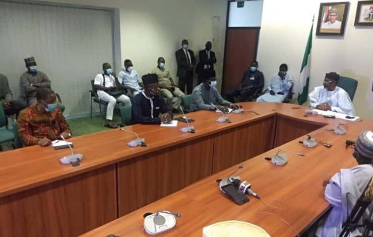 Photo of Strike: FG, labour fix meeting for 7pm today